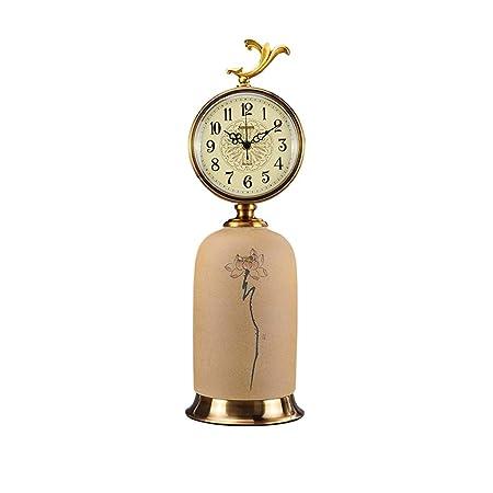 Relojes de mesa Reloj de Escritorio Relojes Retro Europeos Sala de ...