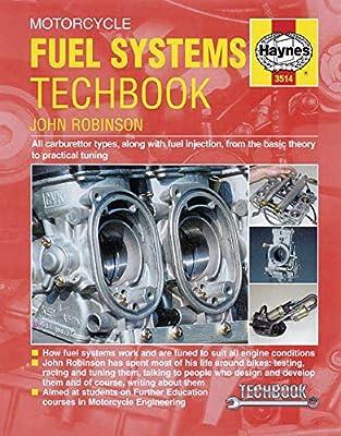 Haynes Manuals N/Amanual Mc Fuel System Techbook M3514 New