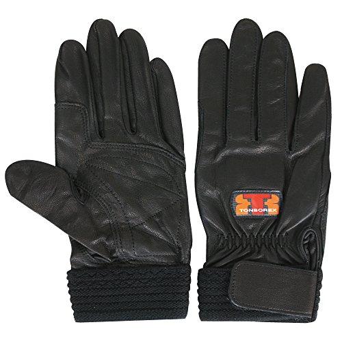 印象的解体する忠実なTONBOREX(トンボレックス) レスキューグローブ 山羊革 消防手袋 G-REX31