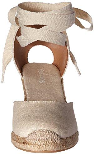 Il Sandalo Con Zeppa Alto Da Donna (90mm) Soludos Arrossisce