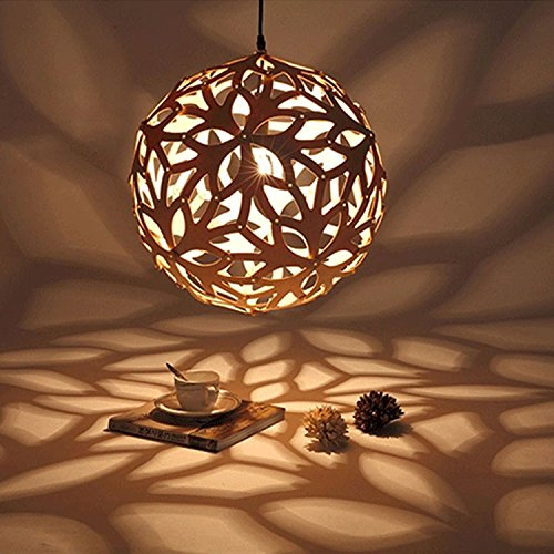 VULK The orbs village american dining room sitting room study room bedroom wooden Chandelier