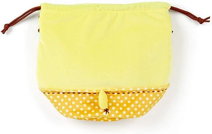 Pom pom purin Cosplay Egg Plush Zip Coin sac d/'argent sacs sac à main Sac Ornement Cha