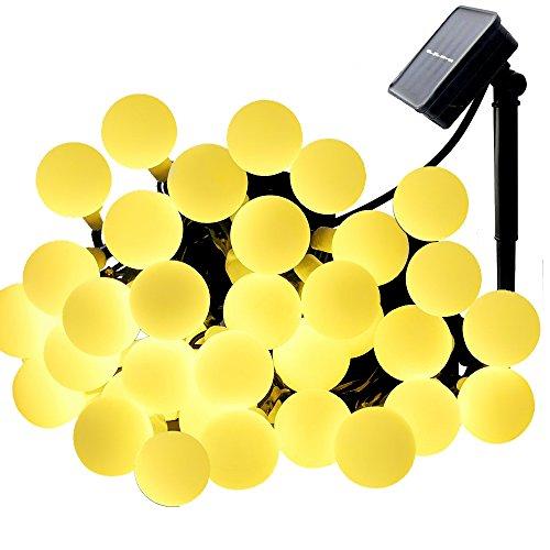 Pure Modern Solar String Lights