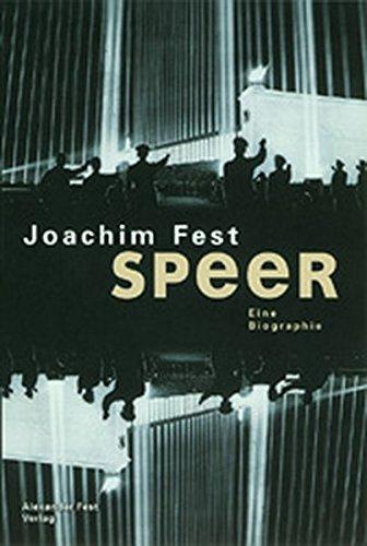 Speer: Eine Biographie