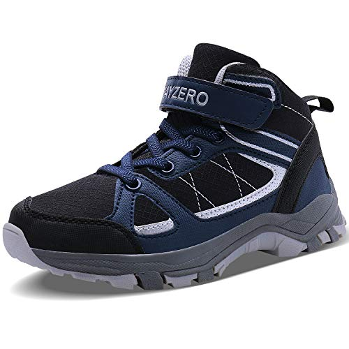 Pictures of Caitin Kids Hiking Boots Lightweight Winter Tennis 2