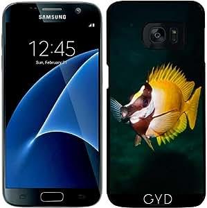 Funda para Samsung Galaxy S7 - Peces Exóticos Del Acuario Sealife by WonderfulDreamPicture