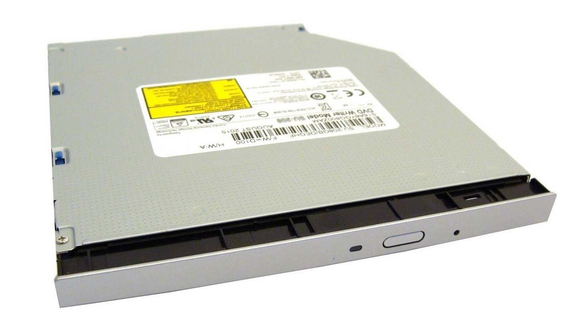 CD DVD ROM Burner Writer Drive Silver for Dell Inspiron 15 5559 Laptop