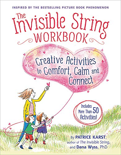 The Invisible String Workbook: Creative Activities