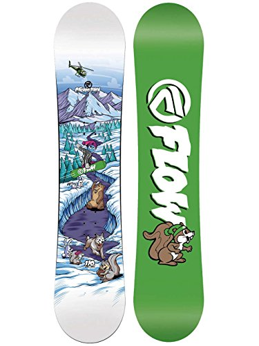 Flow Micron Mini Snowboard - Kids' One Color, 100cm