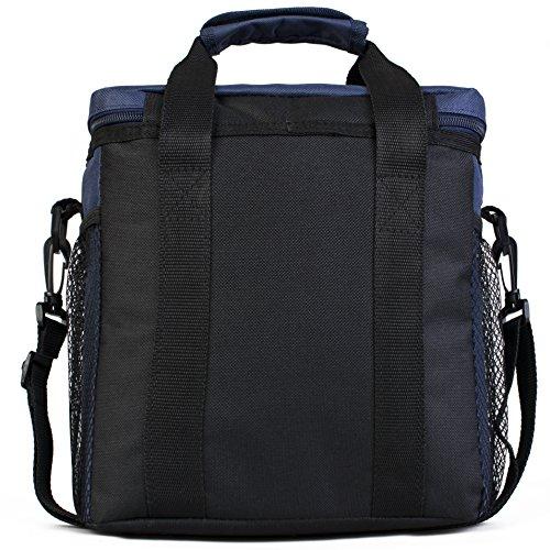 8328c94c5c41 SHOPUS | Insulated Lunch Bag S1/S2: InsigniaX Cool Women Men Work ...