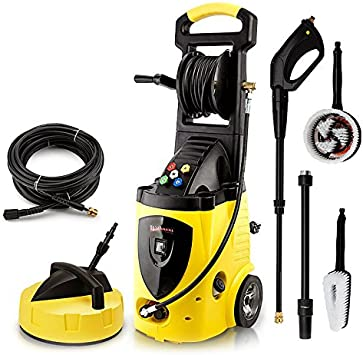 Wilks-USA RX550i - Top Pick Electric Pressure Washer