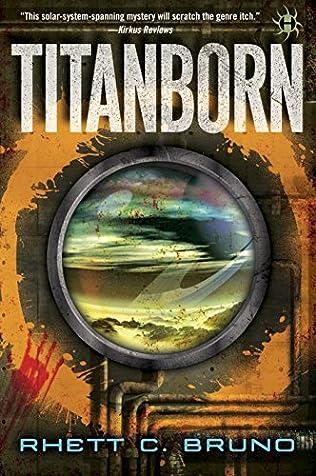 book cover of Titanborn