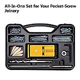MulWark Premium Pocket Hole Jig System Kit