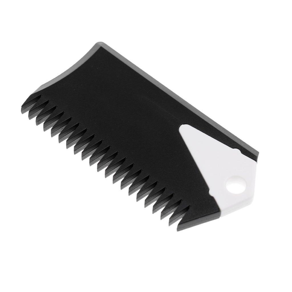 FLAMEER Surfboard Wax Comb Surfbrett Wachs Entferner / Schaber