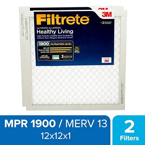 filtrete allergy defense - 8