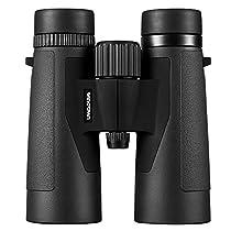 Wingspan Optics Voyager 10X42 High Powered Binoculars for Bird Watching. Bright and Clear Views - Waterproof and Fog Proof - For Bird Watching, Hiking and Exploring. Formerly Polaris Optics.