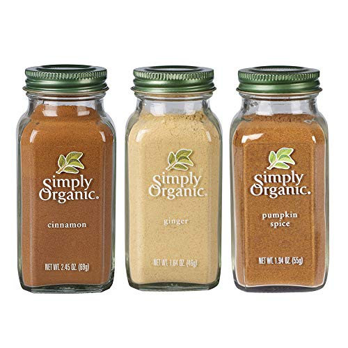Add cinnamon, ginger, or pumpkin spice to your latte with this set.