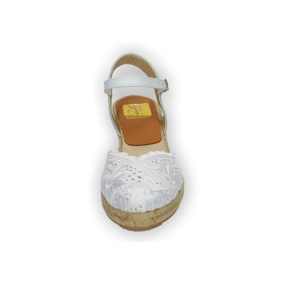 TORRES 5004 Zapatillas DE Encaje Mujer Alpargatas