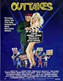 "#8: Signed ""OUTTAKES"" Cult Classic DVD Comedy Movie, starring FORREST TUCKER + BLACK CHRISTMAS"