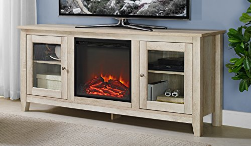 60 inch fireplace tv stand - 8