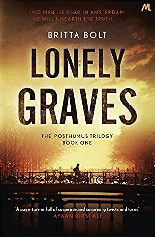 book cover of Lonely Graves