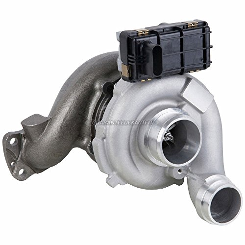 - Turbo Turbocharger For Dodge Sprinter Van 2007-2011 w/Electronic Actuator - BuyAutoParts 40-31013AE New
