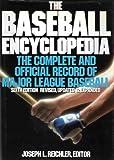 The Baseball Encyclopedia, Joseph L. Reichler, 0026019302