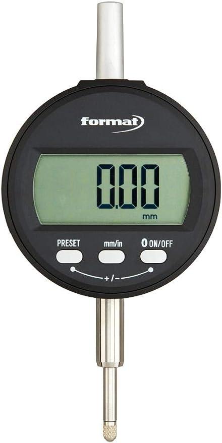 FORMAT - Reloj Medic. Digi. 12,5/0,01Mm
