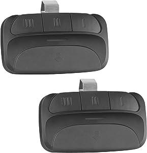 Garage Door Opener Remote Replacement for Genie Intellicode G3T-R G1T-BX GITR-3 GIT-1 GIT-2 GIT-3 - Overhead Door 01T-BX 03T-BX 0CDTR-3