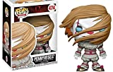 Funko Pop! IT Pennywise With Wig, Limited Edition Exclusive, Concierge Collectors Bundle Vinyl Figure