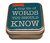 Tabletop Fun In A Tiny Tin - Tabletop Trivia and Quiz Games 1 Tin Words You Should Know