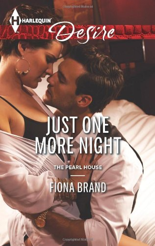 book cover of Just One More Night