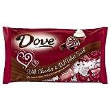 Dove Valentine's Milk Chocolate & Red Velvet Swirls 7.94 OZ