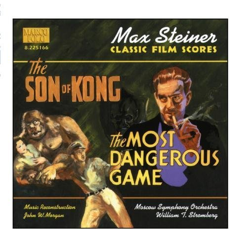 The Son of Kong / The Most Dangerous Game by N/A (2009-08-17)