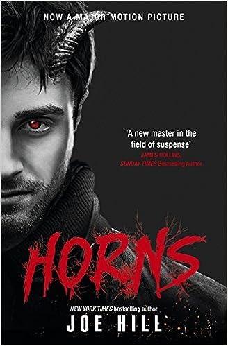 Horns by Joe Hill (2014-10-23)