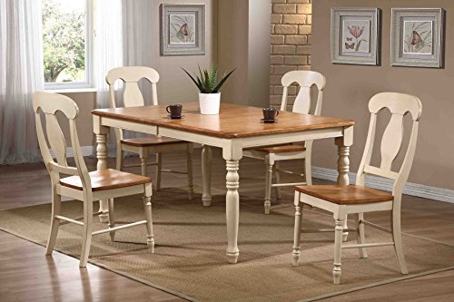 (Iconic Furniture RT78-T-CL-BI LG-TU-BI CN53-CL-BI, 78