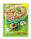 RosDee Manu Green Curry Powder 55g