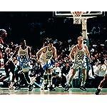 8ad04fddcee5 Larry Bird Robert Parish Kevin McHale 3X Autographed 8X10 Photo Celtics JSA.