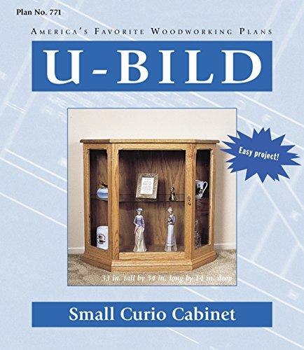 (U-Bild 771 2 U-Bild 2 Small Curio Cabinet Project Plan)
