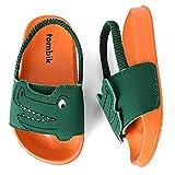 tombik Toddler Boys & Girls Beach/Pool Slides Sandals   Kids Water Shoes: more info