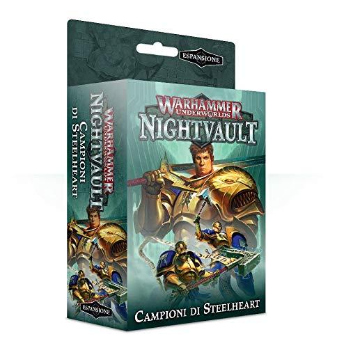 Steelhearts Champions - Warband Nightvault (Italian ...