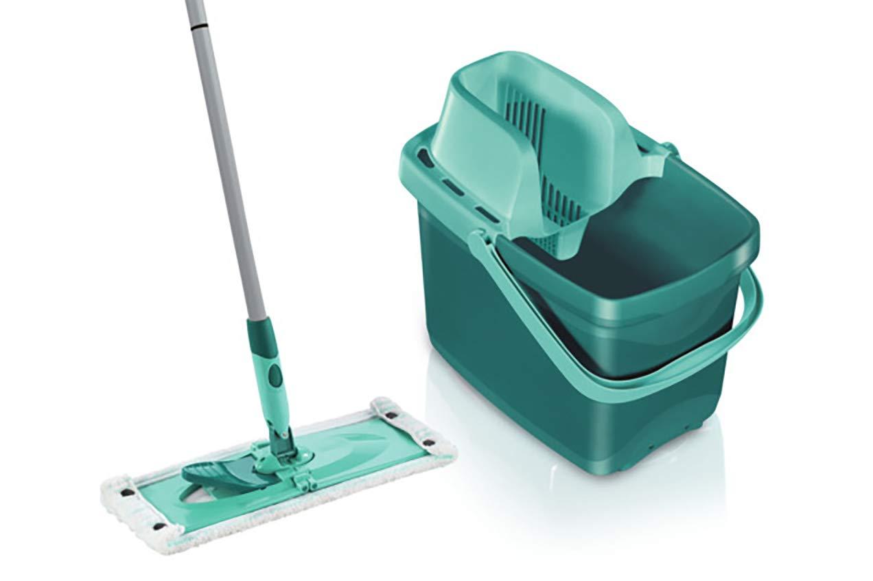 Leifheit Combi Flat Mop/Bucket and Wringer Set 55356