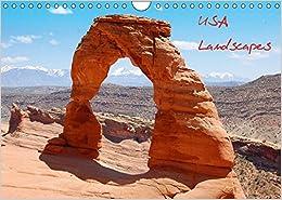 Ebook Descargar Libros Usa Landscapes (wandkalender 2019 Din A4 Quer): Nationalparks Der Usa De Epub A Mobi