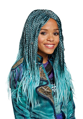Costume 2 - Disney Descendants 2 Uma Child Wig