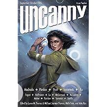 Uncanny Magazine Issue 12: September/October 2016