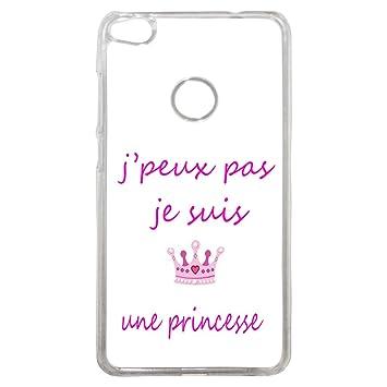 coque huawei p8 lite princesse