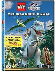 Lego Jurassic World: La Fuga Di Indominus  ( DVD)