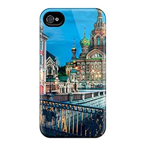 High Quality Temple Spas On The Roof Cases For Iphone 6 / Perfect Cases