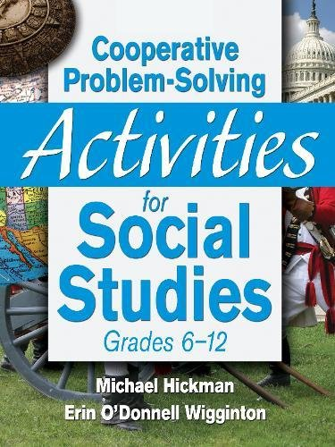 Cooperative Problem-Solving Activities for Social Studies Grades 6?12 pdf epub