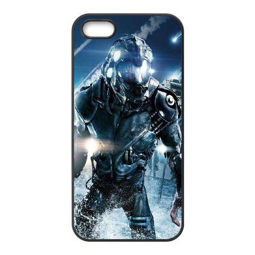 BattleshiP Movie coque iPhone 5 5S cellulaire cas coque de téléphone cas téléphone cellulaire noir couvercle EOKXLLNCD22066
